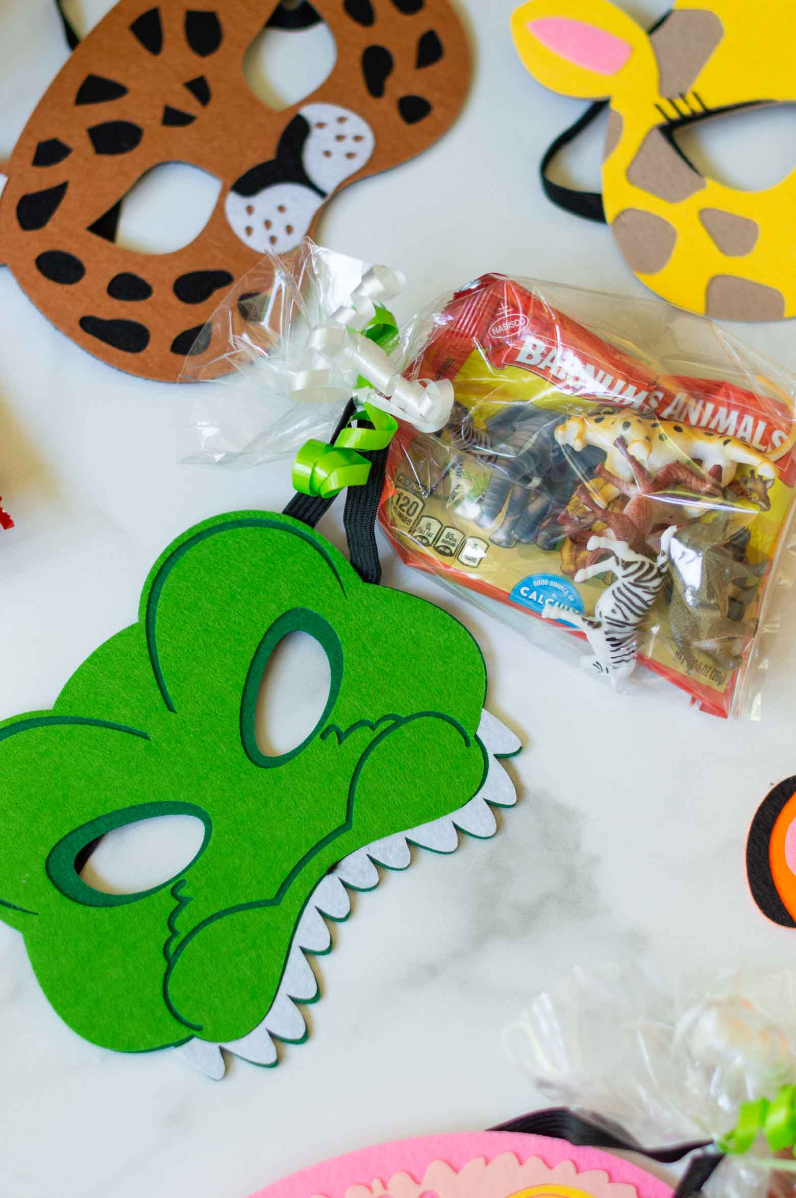 Toddler and Preschool Party Favor Ideas and Themes!