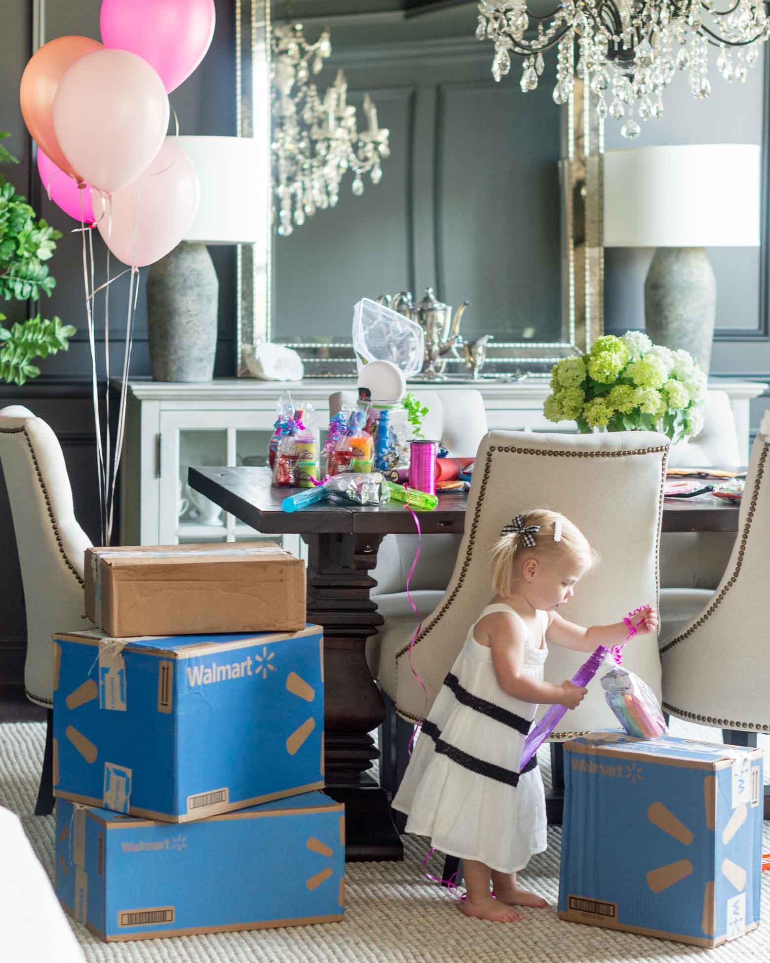 Toddler Party Favor Ideas