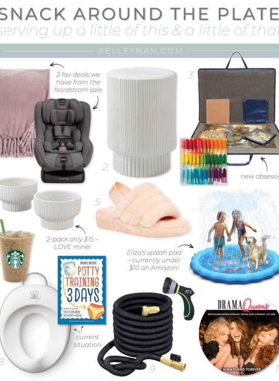 July 2021 Lifestyle Favorites