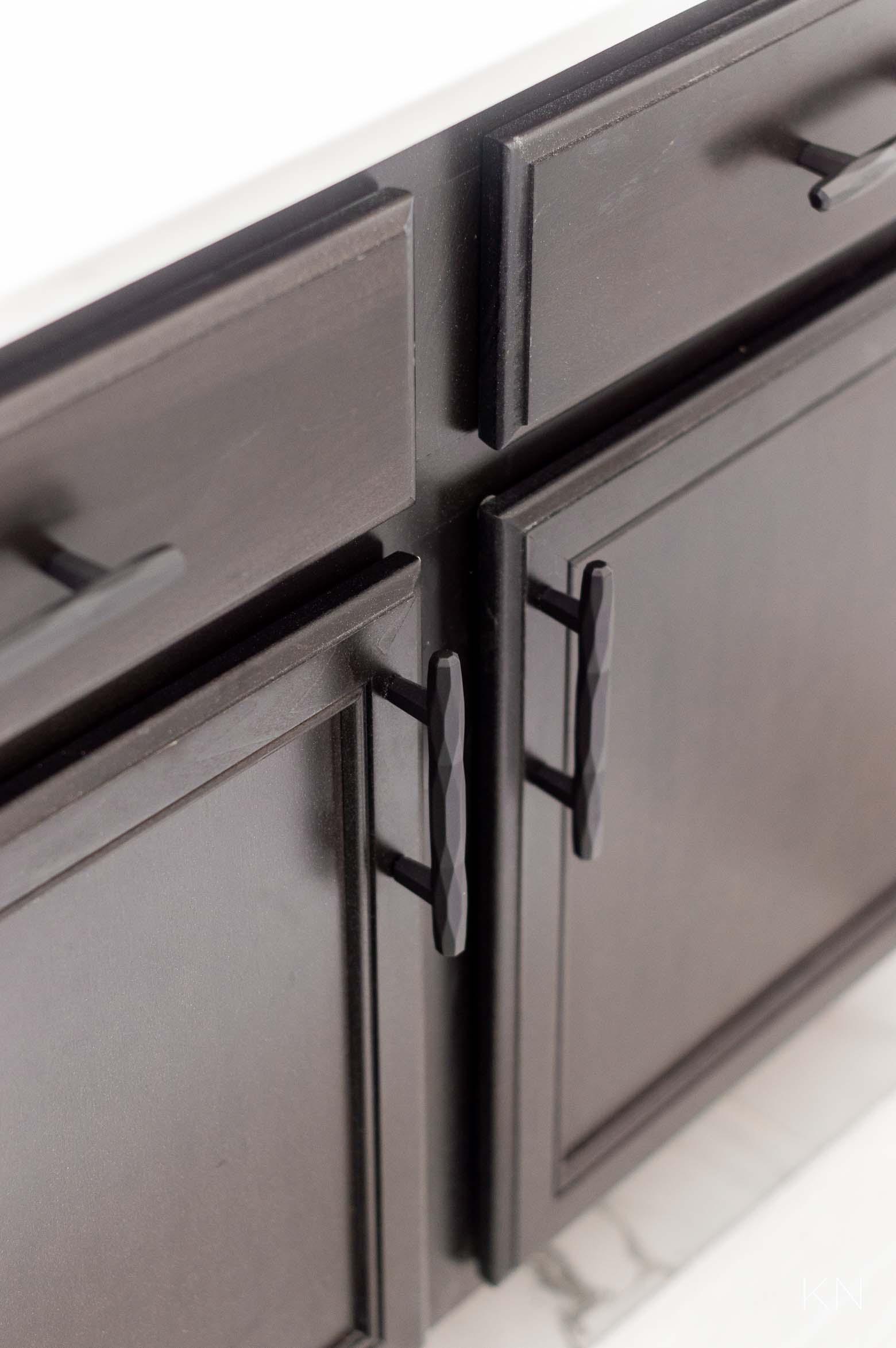 Cabinet Pulls & Other Easy Ways to Update a Builder Grade Kitchen