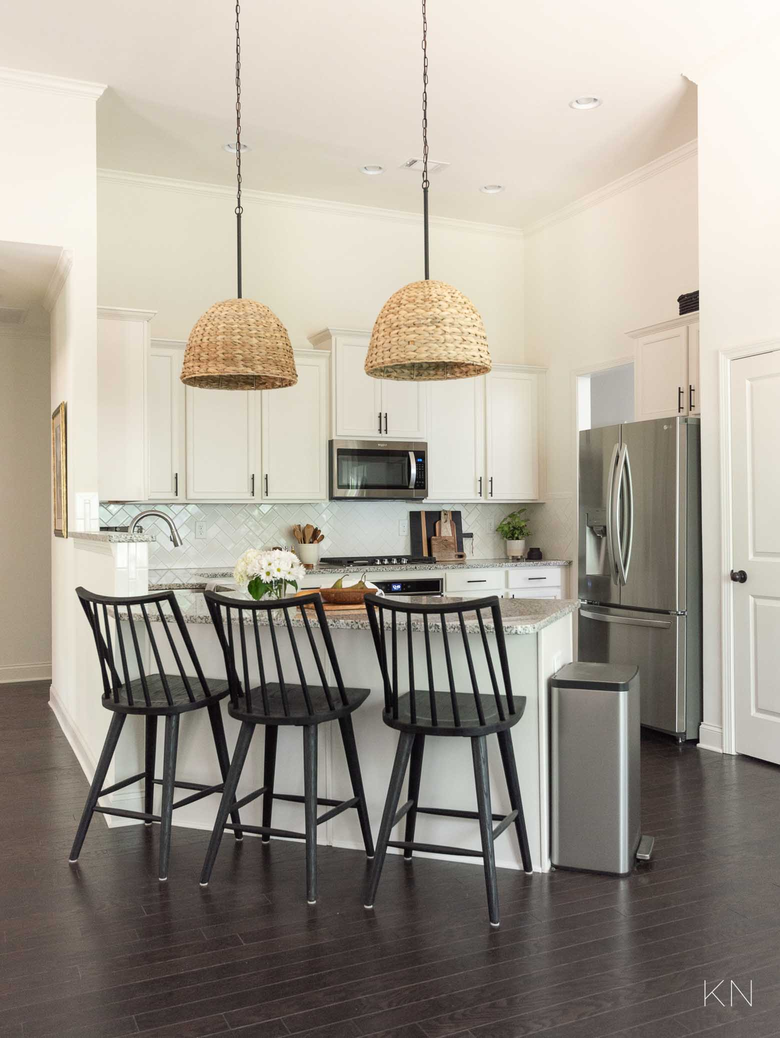 Easy Ways to Personalize & Update a Builder Grade Kitchen