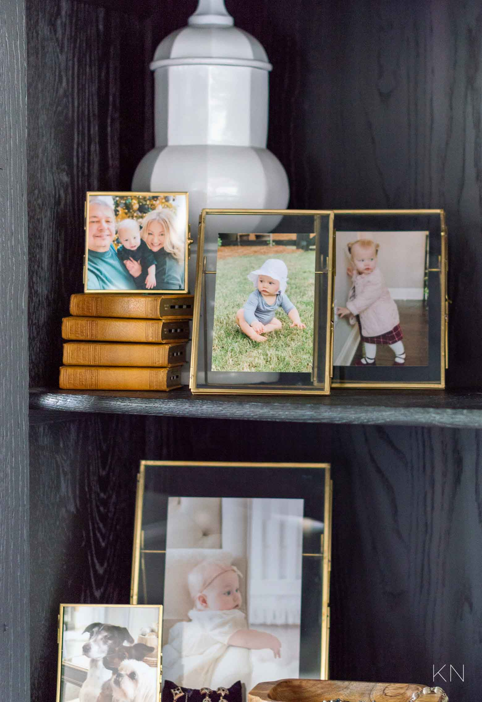 How to Use Old Special Family Mementos and Mix with New Home Decor