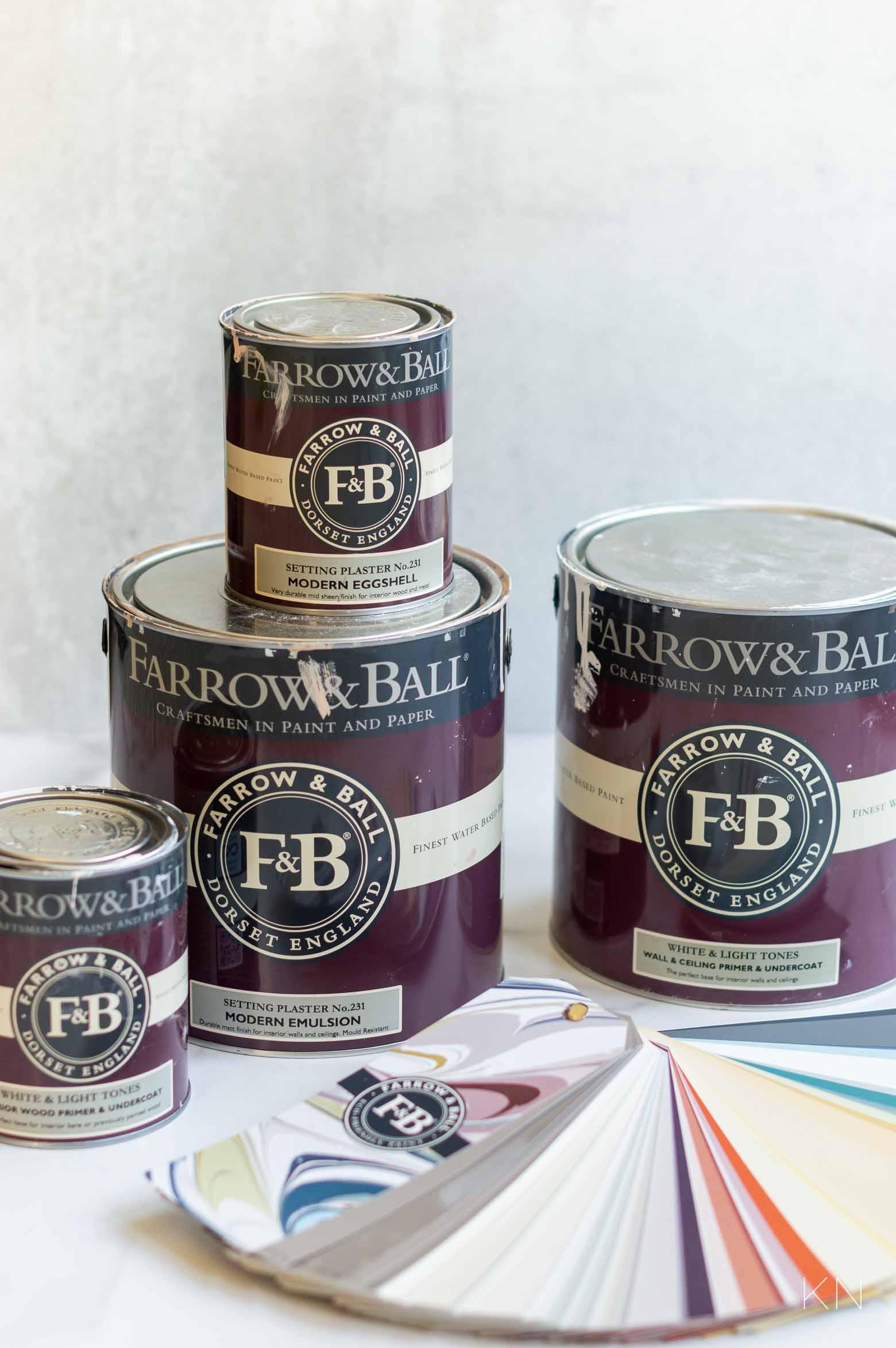 Farrow & Ball Paint for Bathroom