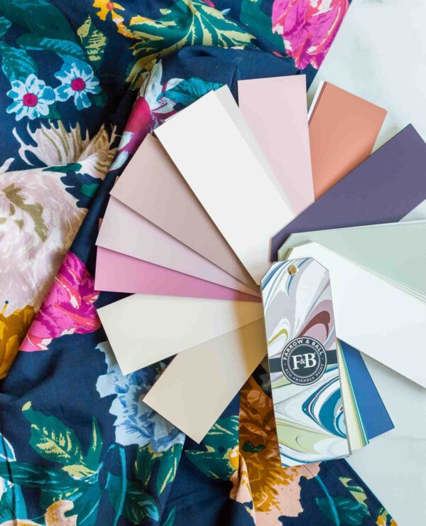 Farrow & Ball Pink Paint Colors