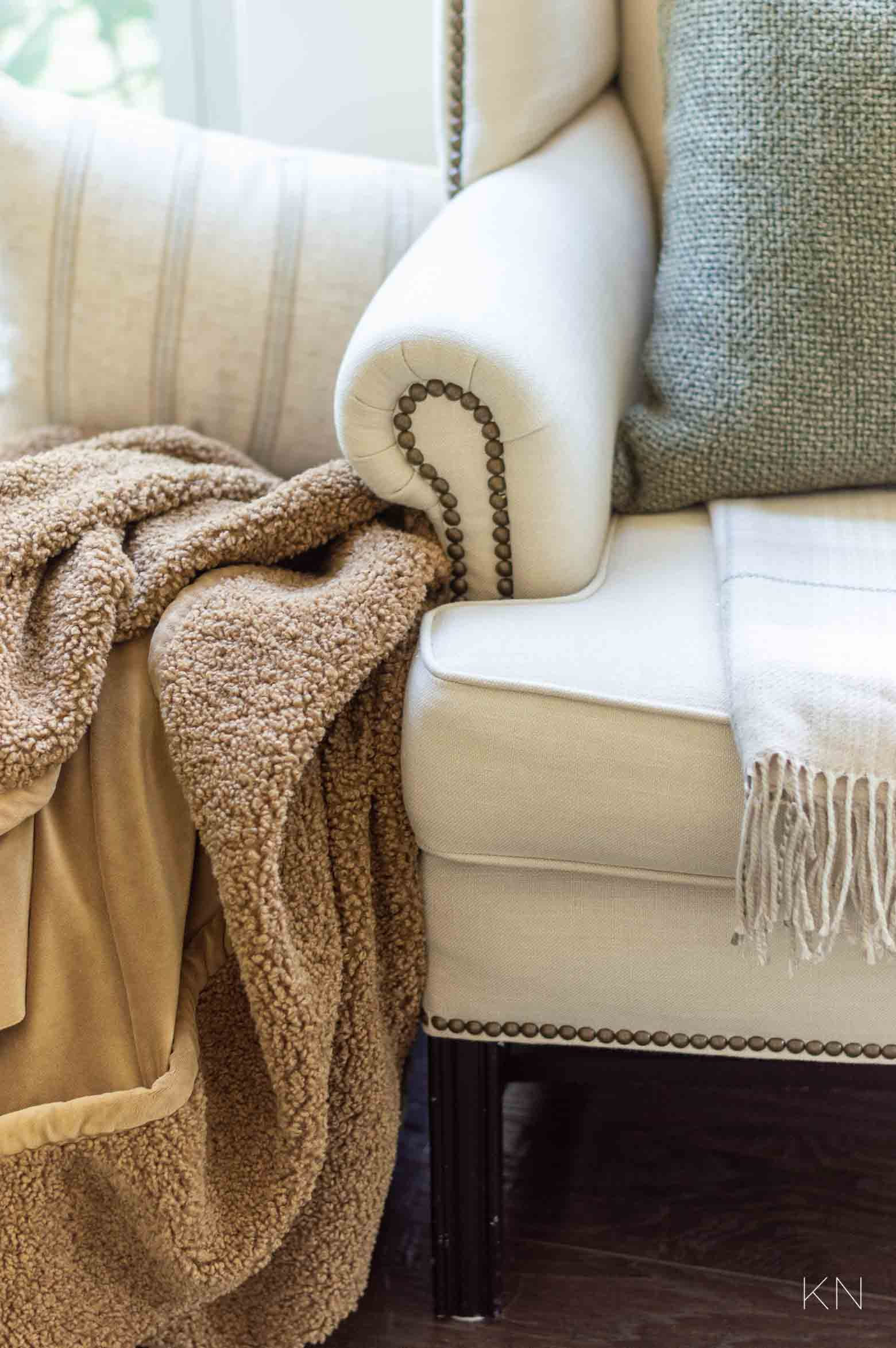 Cozy Fall Living Room Decorating Ideas