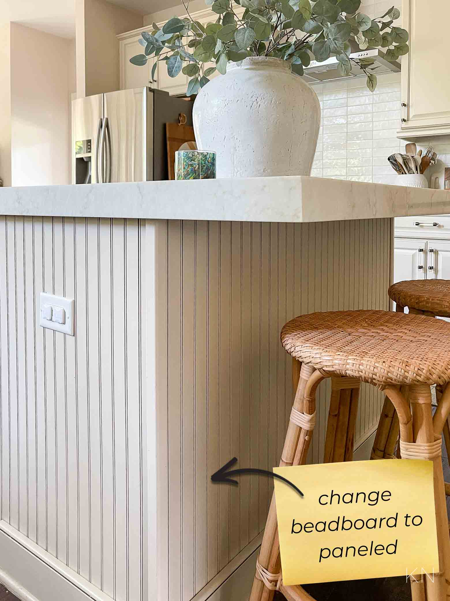 Small Kitchen Makeover Plan