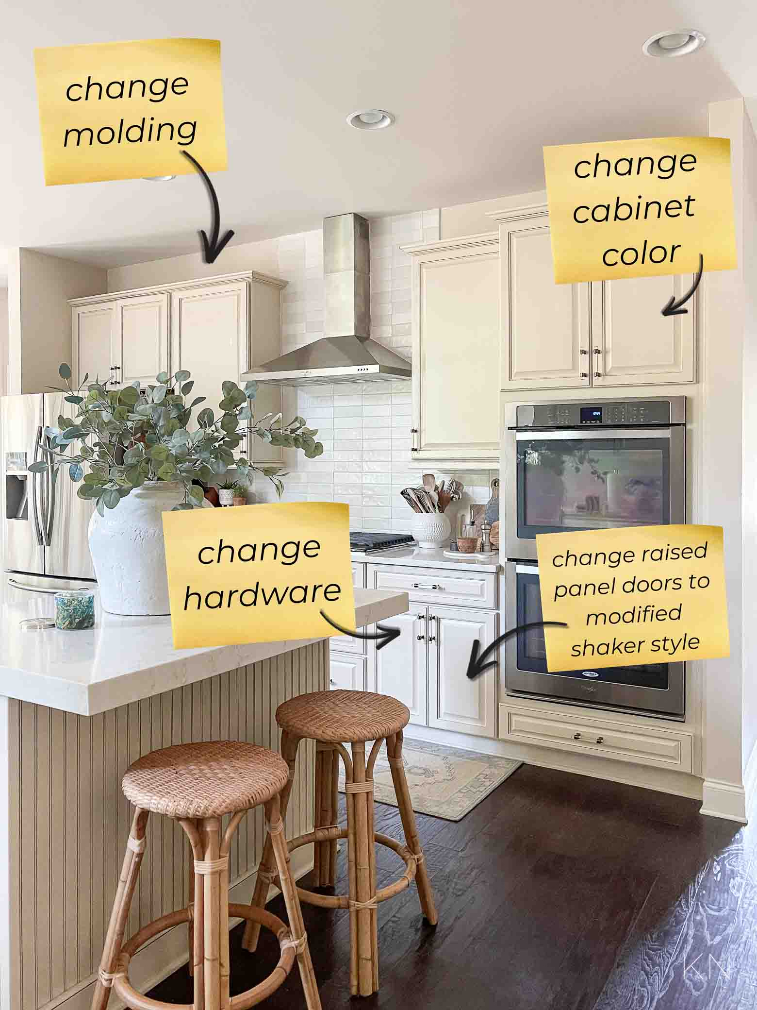 Plan for a Small Kitchen Makeover