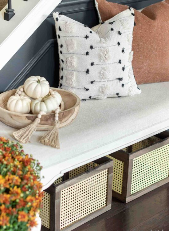 Easy Decorating Ideas for the Home Entry for Fall