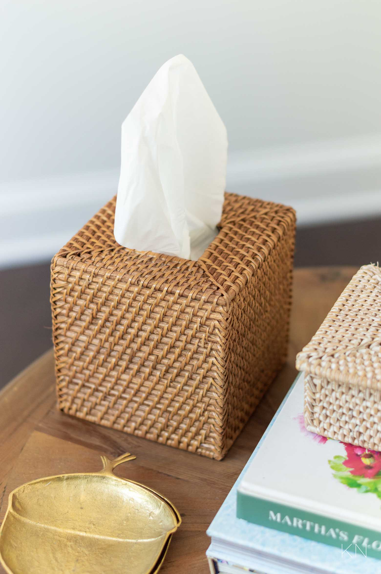 The Amazon Tissue Box I have All Over My House