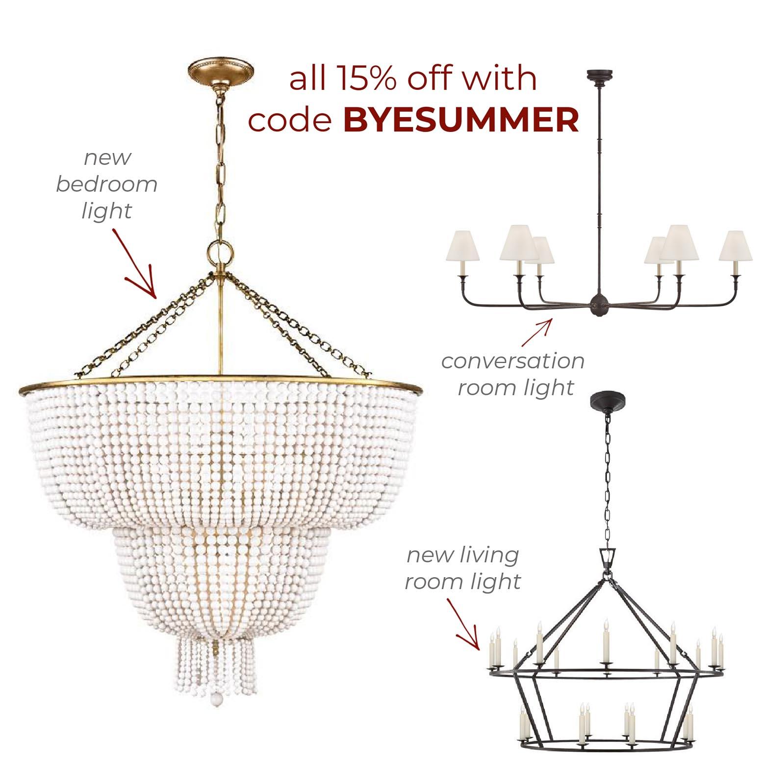 Labor Day Visual Comfort Lighting Sale