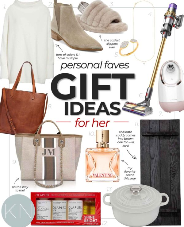 Christmas Gift Ideas for Ladies -- Moms, Daughters, Wives and Girlfriends