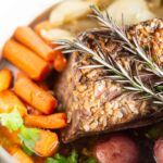 Easy Traditional Pot Roast Recipe in a Dutch Oven on the Stove